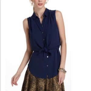 Maeve Double Layer Blouse